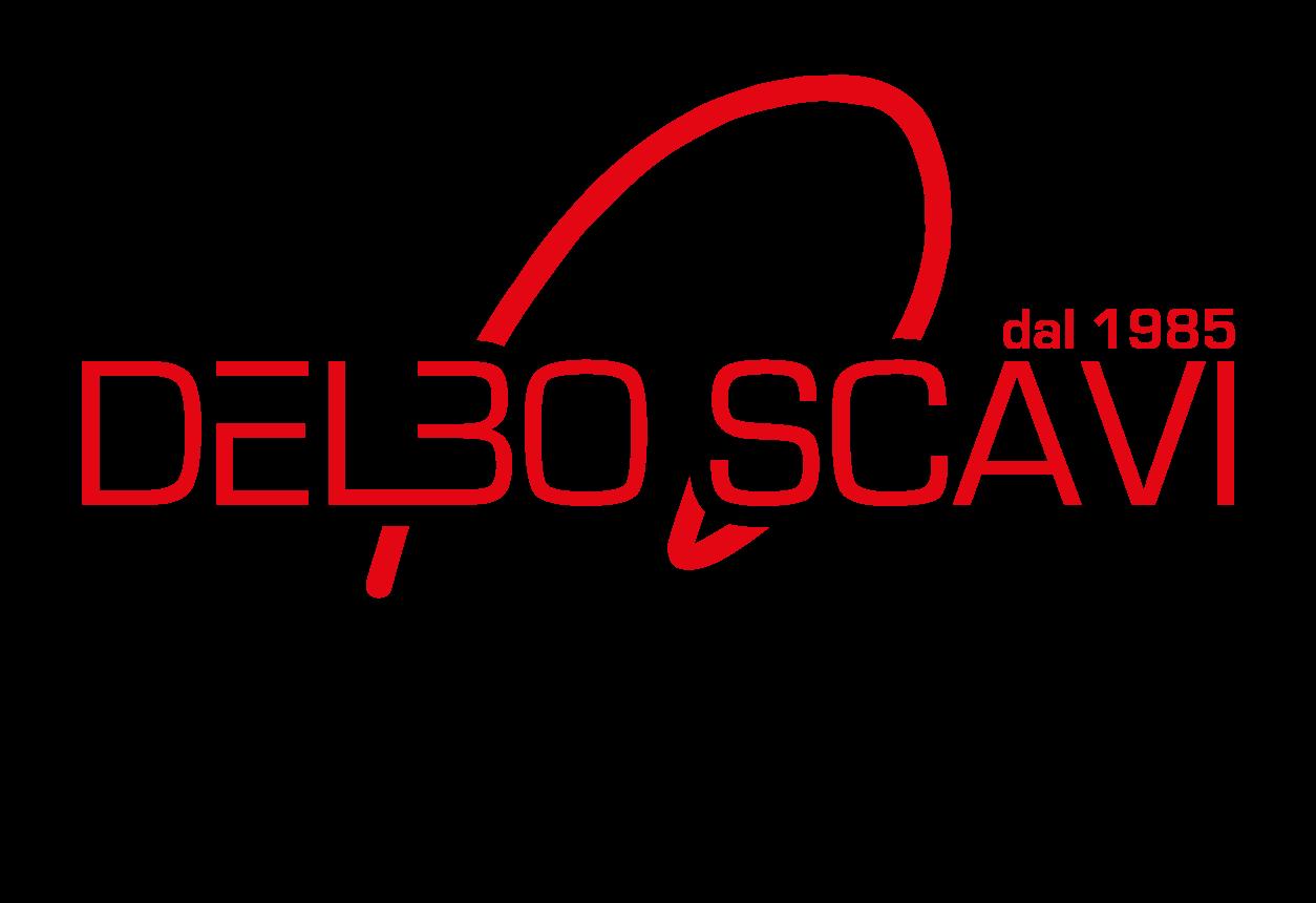 LOGO-DELBO-SCAVI-trasparente